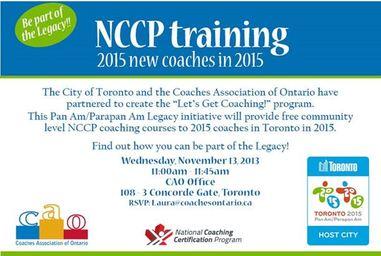 NCCP Training 2